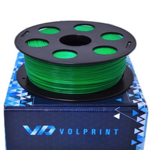 PLA пластик 1,75 Volprint зеленый 1 кг