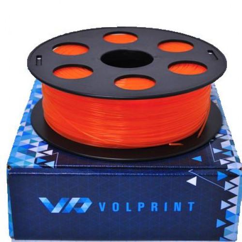 ABS пластик 1,75 Volprint оранжевый 1 кг