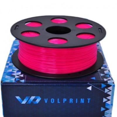 PLA пластик 1,75 Volprint розовый 1 кг