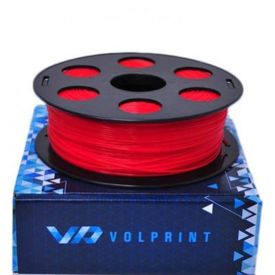 ABS пластик 1,75 Volprint красный 1 кг