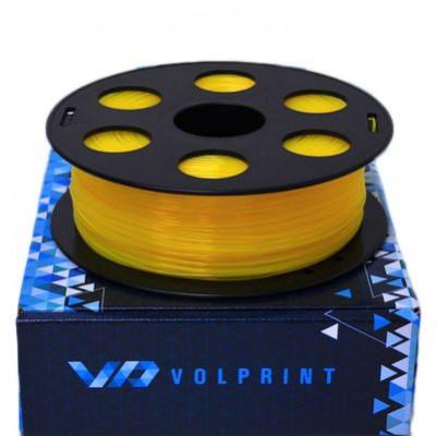 ABS пластик 1,75 Volprint желтый 1 кг