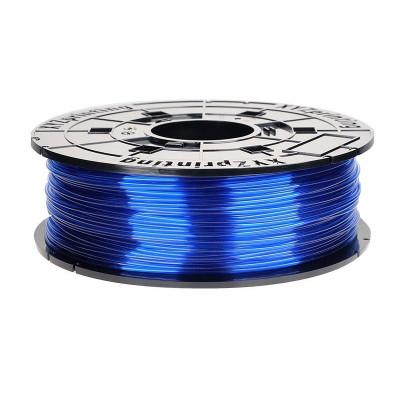 PETG XYZPrinting 1,75 прозрачно-синий 0,6 кг