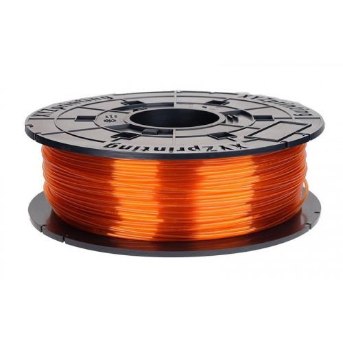 PETG XYZPrinting 1,75 прозрачно-оранжевый 0,6 кг
