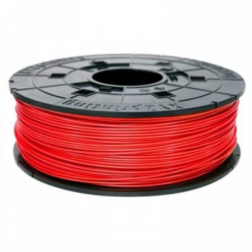 PLA в картридже 1,75 XYZPrinting красный 0,6 кг