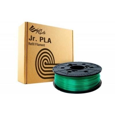 PLA в картридже 1,75 XYZPrinting прозрачно-зеленый 0,6 кг