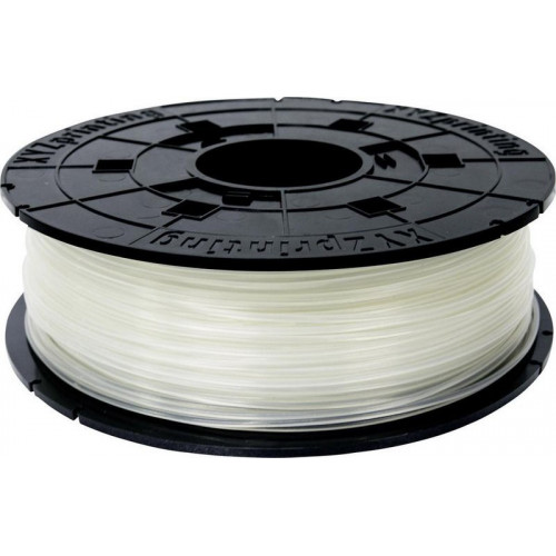 PLA сменная катушка 1,75 XYZPrinting прозрачный 0,6 кг