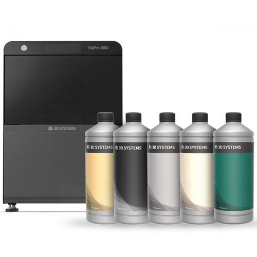 3D принтер 3D Systems FabPro 1000