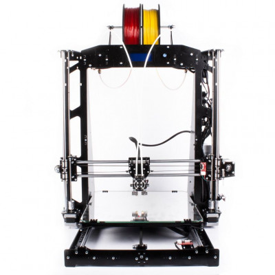 3D принтер BiZone Prusa i3 Steel Dual (цена без НДС)
