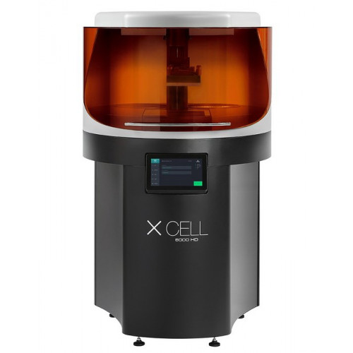 3D принтер DigitalWax (DWS) XCELL 6000HD