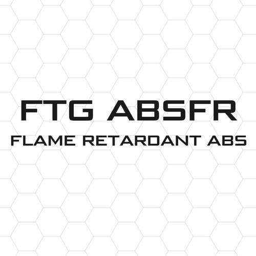 Пластик FTG ABSFR огнеупорный
