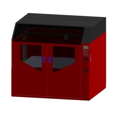 3D принтер Magnum (Магнум) RX-2.1H