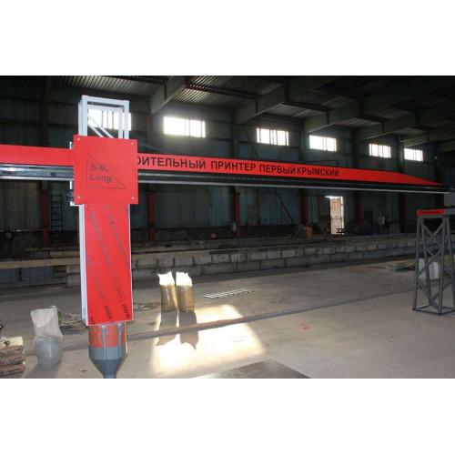 Строительный 3D принтер Спецавиа АМТ S-6044 long
