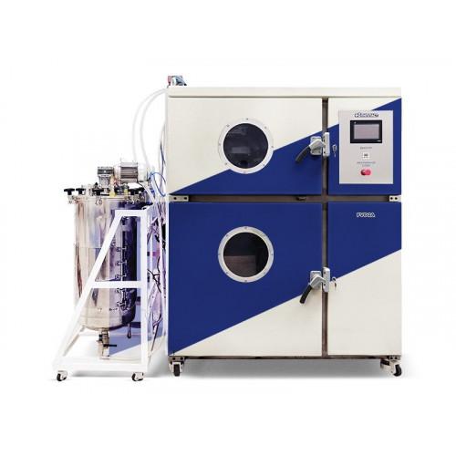 Автоматическая вакуумно-литьевая машина FVC-2A