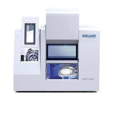 Wieland Zenotec select hybrid фрезерная система