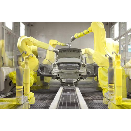 Автоматизация покрасочных работ