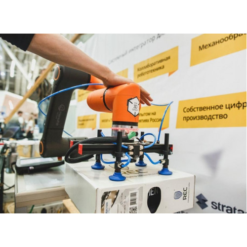 Автоматизация укладки паллет