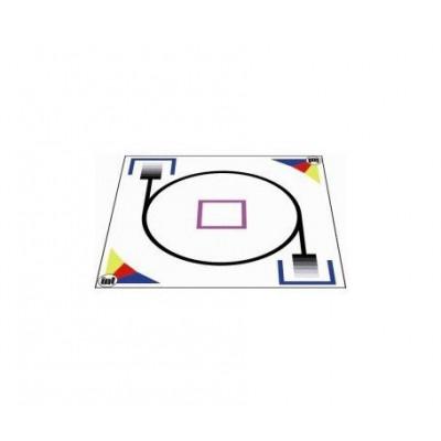 Комплект полей для соревнования роботов Lego IN0010