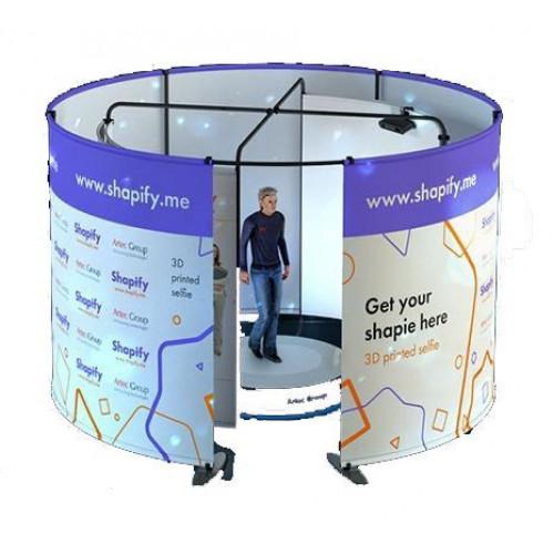 3D сканер Artec Shapify Booth