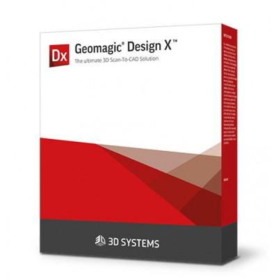 Программное обеспечение Geomagic Design X