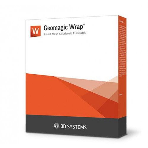 Программное обеспечение Geomagic Wrap