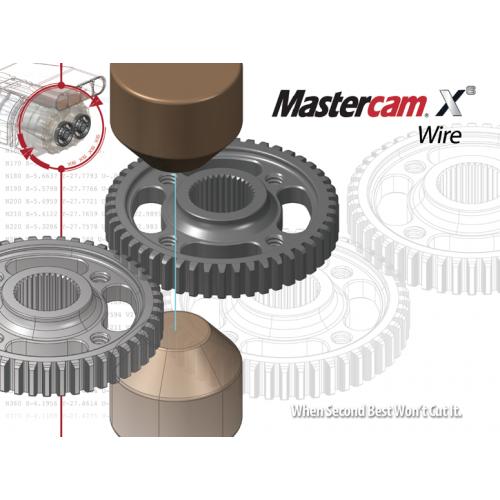 Mastercam Wire