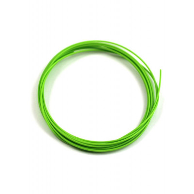 Эластичный пластик Мастер-Пластер для 3D ручки зеленый, 100 грамм
