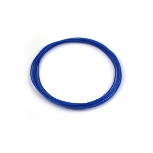 Гибкий пластик Мастер-Пластер для 3D ручки синий, 100 грамм