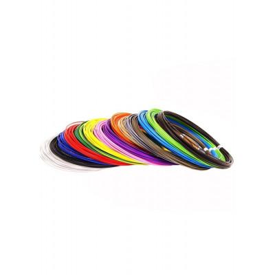 Набор PLA пластика Мастер-Пластер - 13 цветов