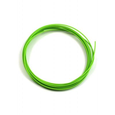 PLA пластик Мастер-Пластер для 3D ручки зеленый, 100 грамм
