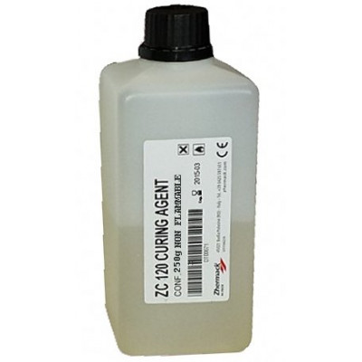 Силикон Zhermack ZC 120 NON FLAMMABLE CURING AGENT 250G
