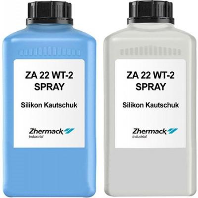 Силикон Zhermack ZA 22 - WT 2 Spray 1+1 kg