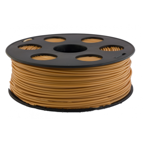 ABS пластик Bestfilament 2,85 мм коричневый 1 кг