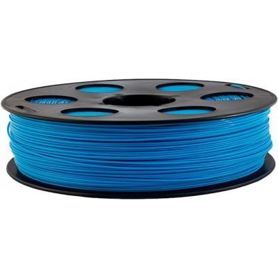 PLA пластик Bestfilament 1,75 мм голубой 0,5 кг