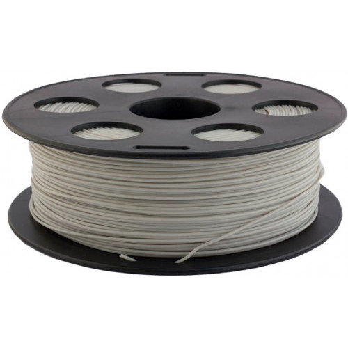 PLA пластик Bestfilament 1,75 мм светло-серый 2,5 кг