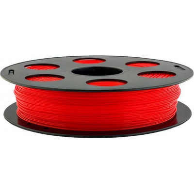 PLA пластик Bestfilament 1,75 мм красный 0,5 кг