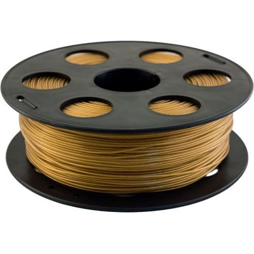 PLA пластик Bestfilament 2,85 мм золотой 1 кг