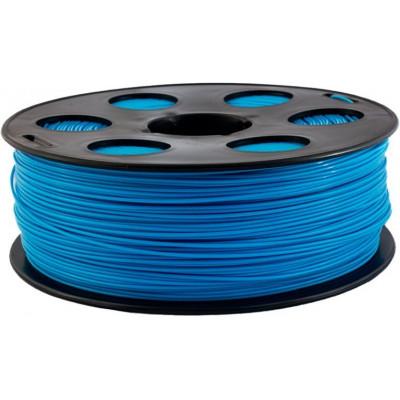 PLA пластик Bestfilament 2,85 мм голубой 1 кг