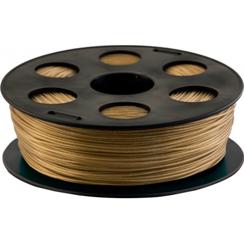 Пластик Bestfilament Watson 2,85 мм золотой, 1 кг