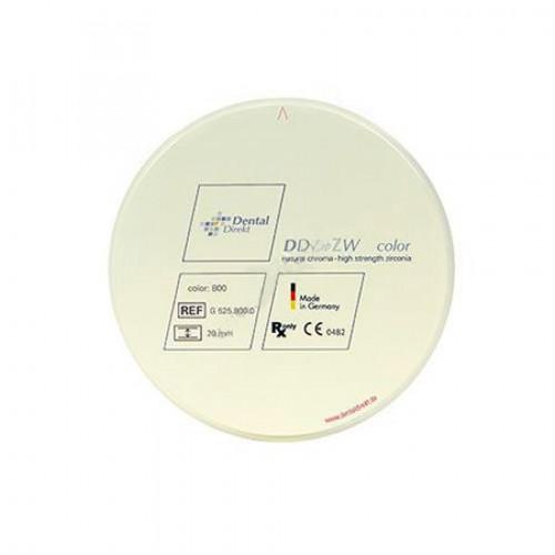 Циркониевый диск DD BioZW iso color 500,25mm