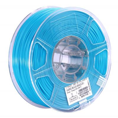 ABS пластик ESUN 1,75 мм, 1 кг, голубой