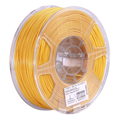PLA пластик ESUN 1,75 мм, 1 кг, золотой