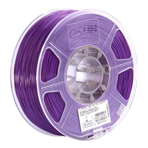 PLA пластик ESUN 1,75 мм, 1 кг, пурпурный