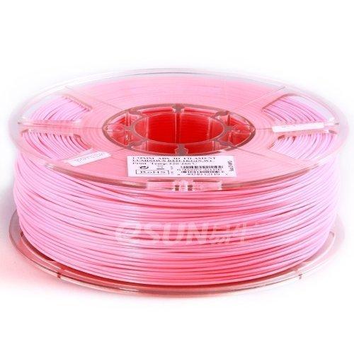 ABS пластик ESUN 1,75 мм, 1 кг, светящийся красный