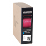 Пластик Filamentarno S-Soft Маджента 0,75 кг