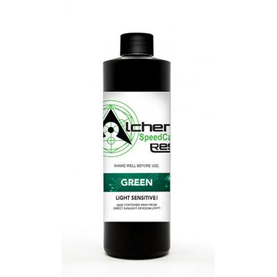 SpeedCast Green Resin 0.5L