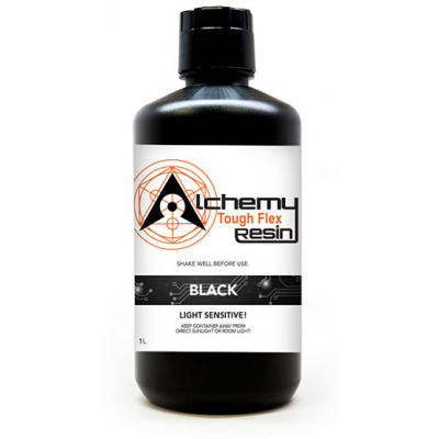 Standard Black Flexible Resin 1L