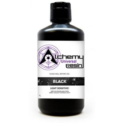 Universal Black Resin 1L