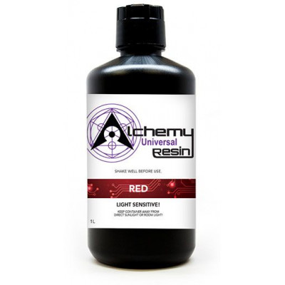 Universal Red Resin 1L