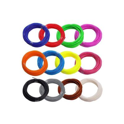 Funtastique Комплект ABS для 3D-ручек - 12 цветов