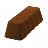 Полировальная паста LUXI коричневая